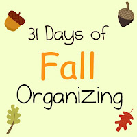 Day 28 Organizing your Master Bedroom