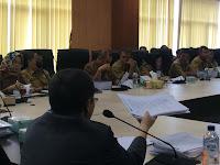 Dipimpin Rajudin Sagala, Pansus LKPj Soroti Parkir di Kota Medan