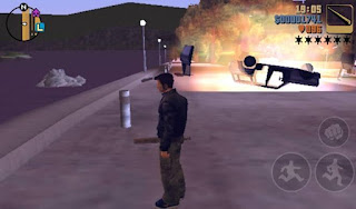 Grand Theft Auto III v1.6 Apk + Data