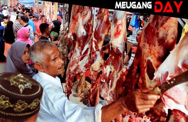 Tradisi Meugang di aceh