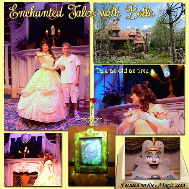 Belle, Enchanted Tales with Belle