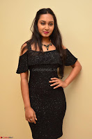 South Actress Amulya in short black dress at Kalamandir Foundation 7th anniversary Celebrations ~  Actress Galleries 018.JPG