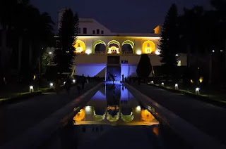 Illumination at Yadavindra gardens