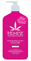 Hempz® Sweet Strawberry Crème Herbal Moisterizer