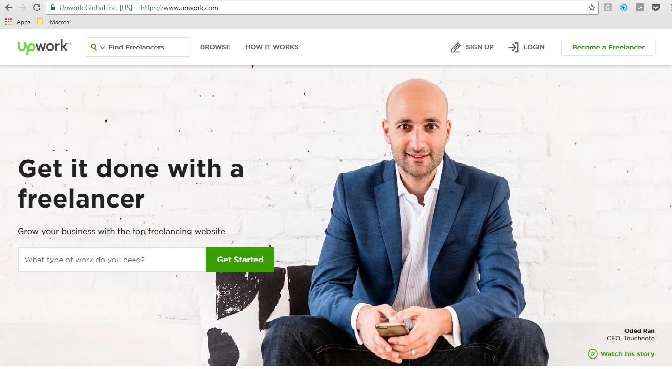 Www Carinafkahdarirumah Blogspot Com 13 Situs Freelance Untuk Pemula