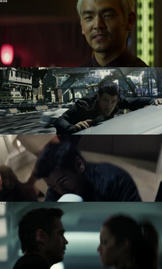 Total Recall 2012 BluRay 720p 480p Dual Audio Hindi English Full Movie Download