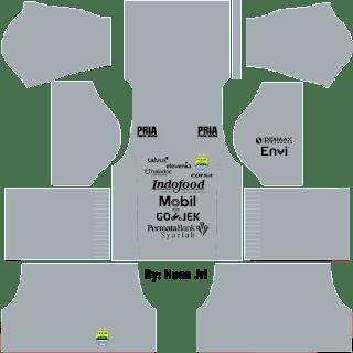 Seragam DLS Persib 2018