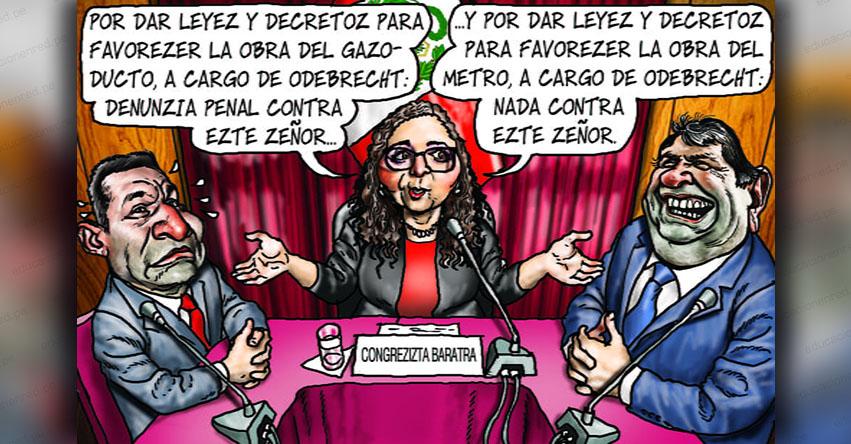 Carlincaturas Sábado 22 Septiembre 2018 - La República