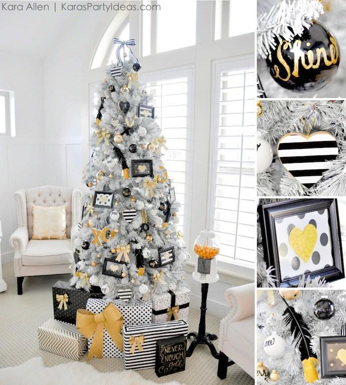 Christmas Tree Colour Schemes 2014: Christmas Decoration Ideas