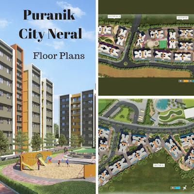 Puranik City Neral | Floor Plan