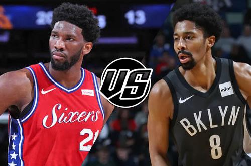 Live Streaming List: Philadelphia 76ers vs Brooklyn Nets 2018-2019 NBA Season