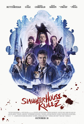 Slaughterhouse Rulez 2018 Custom HD Dual Latino 5.1