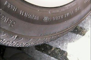 7 ways  to detect expired tyres