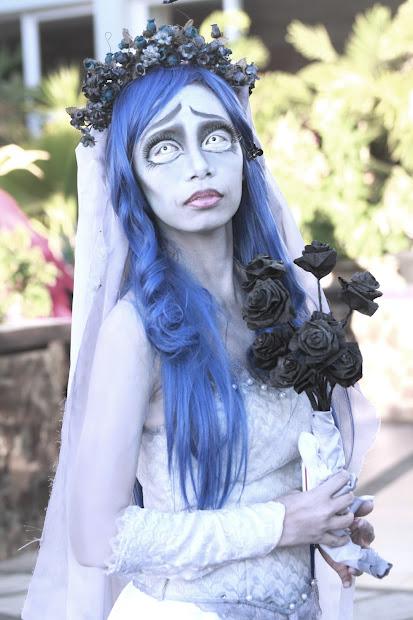 Cosplay Corpse Bride Costume