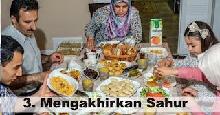 5 Tips Cerdas Agar Kuat Menjalani Puasa Ramadhan Mengakhirkan Sahur