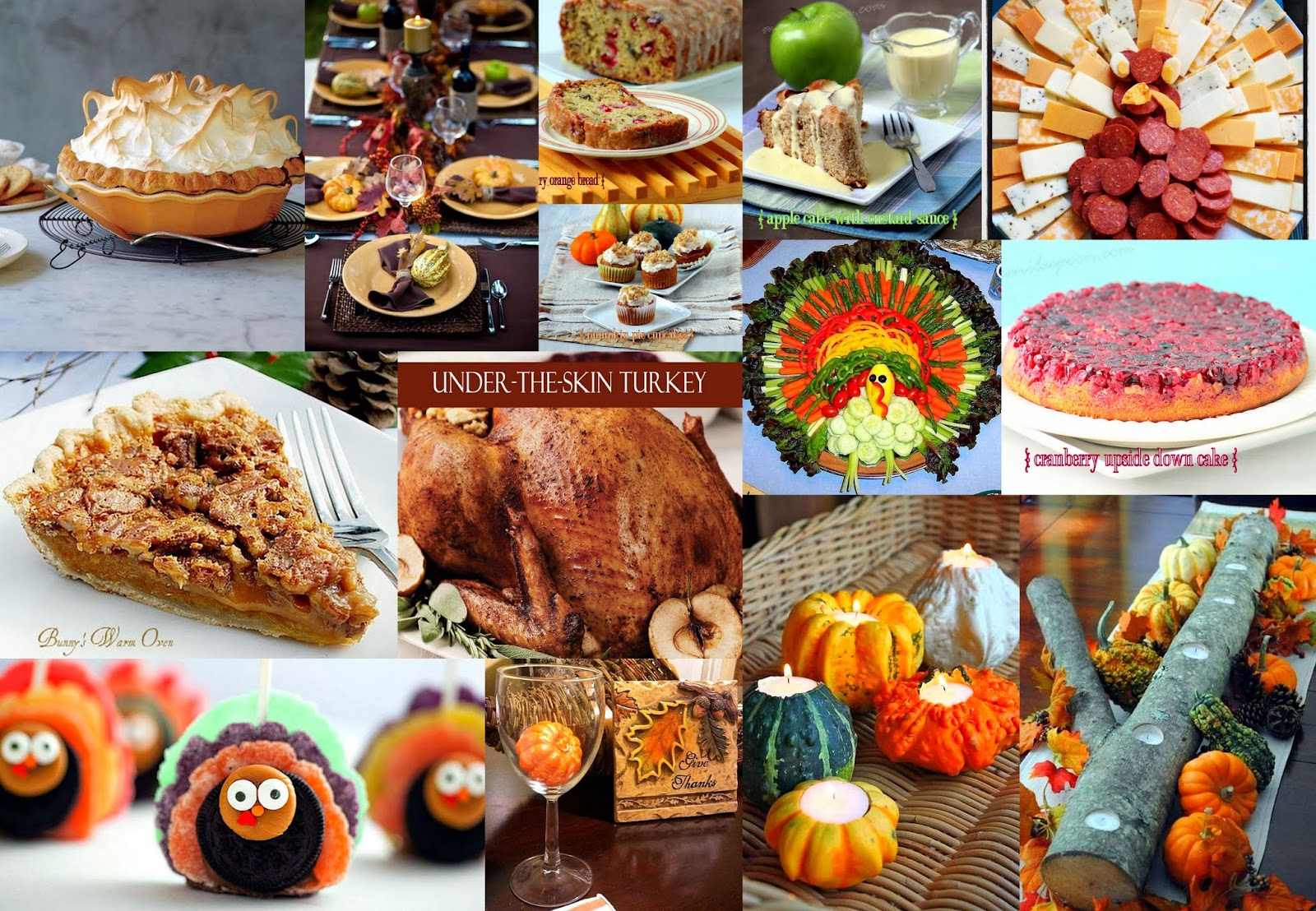 Everything Thanksgiving – Recipes, Decor, Crafts, Ideas and so much more!
