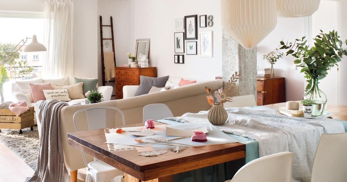 Decoraci n f cil la casa en espa a de una conocida blogger - Decoracion en espana ...