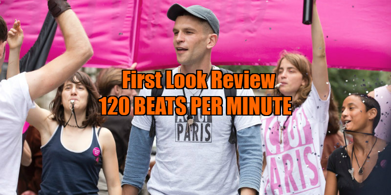 120 BEATS PER MINUTE film review