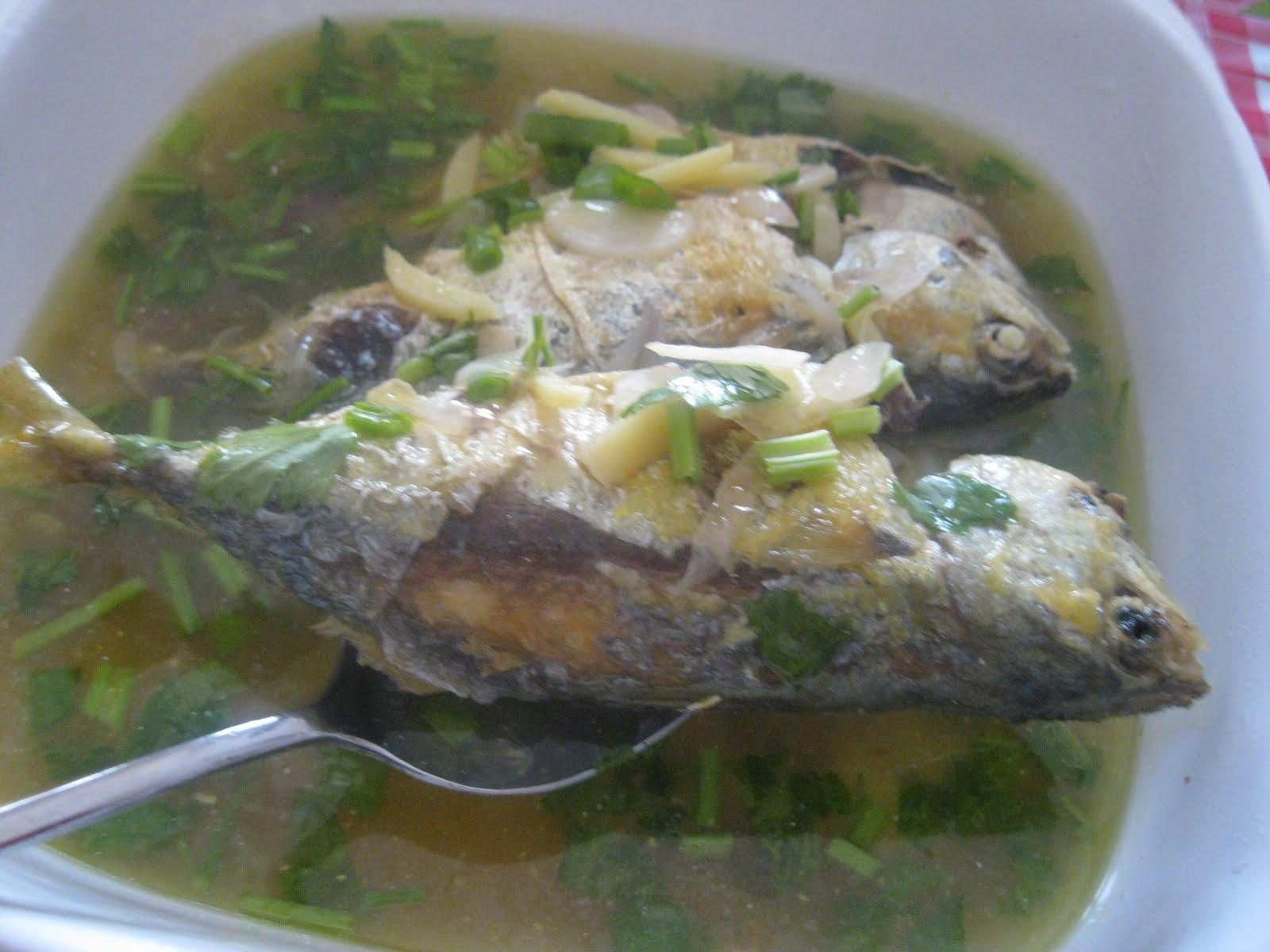 Dari Dapur Maklong: Sambal Ikan Patin Goreng