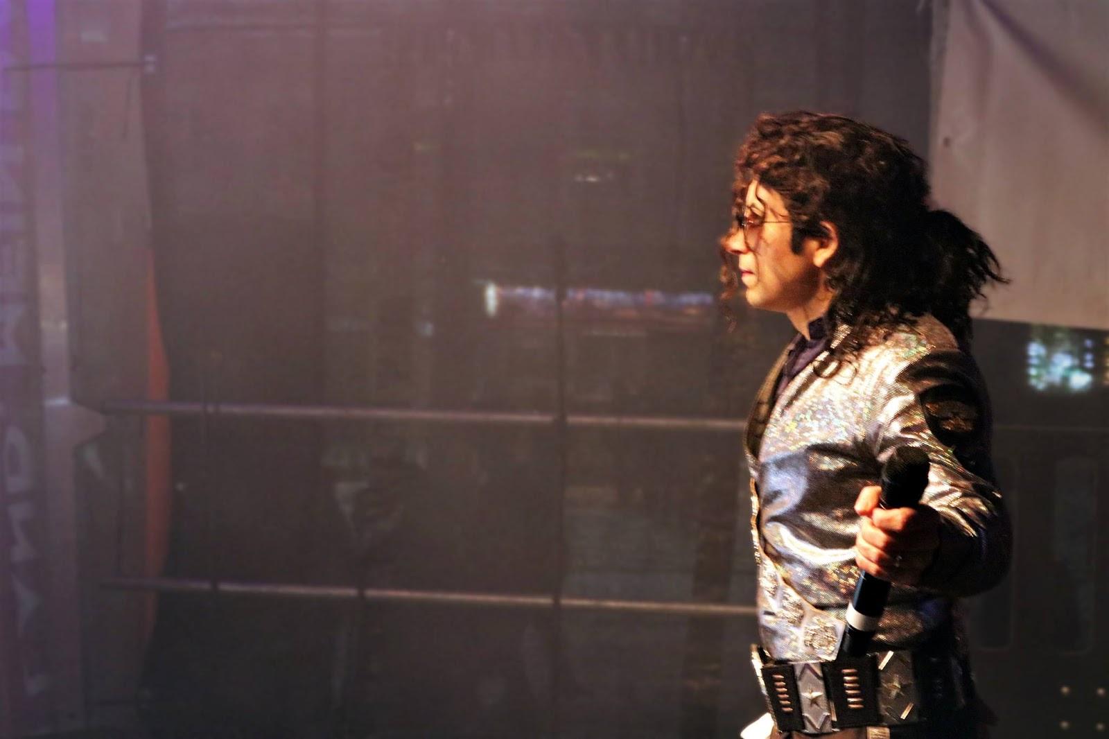 Delfim Miranda - Michael Jackson Tribute - Jam - Live in Austria
