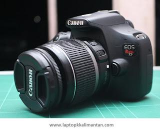 Jual Canon Rebel T5 Bekas Kalimantan