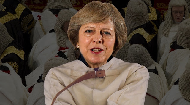 """AS BREXIT DAY DAWNS, """"NO DEAL"""" LOOKS LIKE IT IS ON THE WAY"""