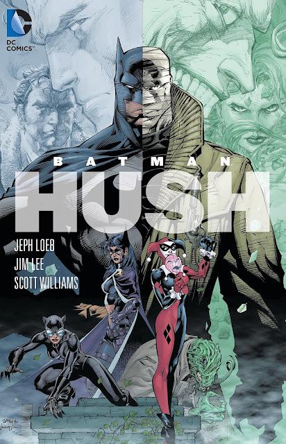 Batman Hush Silencio español mega