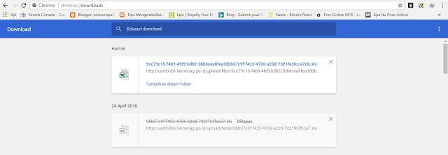 Cara Mengembalikan Nama File Form Excel SHUAMBN yang sudah di Rename (Ganti Nama)