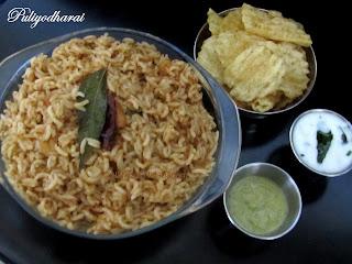 Puliyodharai