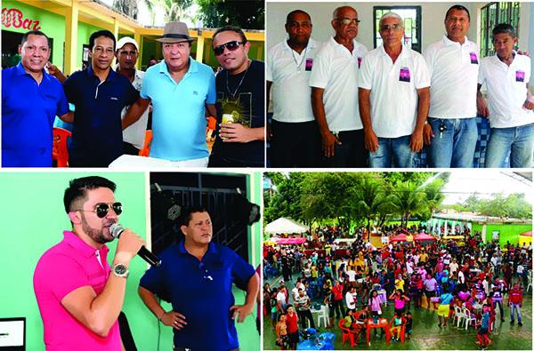FESTA DO COMERCIARIO EM MARABÁ - REALIZAÇÃO : SINDECOMAR