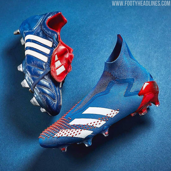 baño No quiero Testificar  Predator-Exclusive Adidas Tormentor 2020 Boots Pack Released -