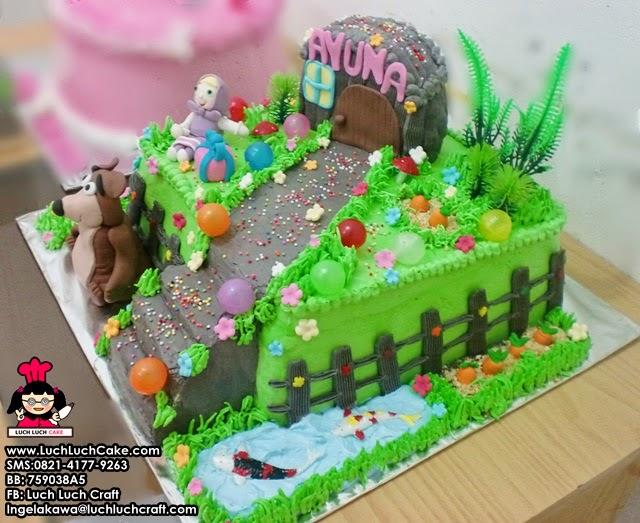model kue ultah anak anak myideasbedroom