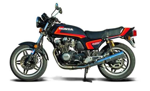 Honda CB900F HD Images