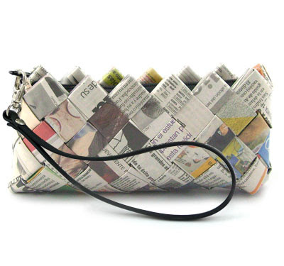 Creative and Cool Ways to Reuse Old Newspapers (30) 14