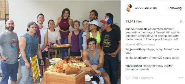 Look at How Anne Curtis Celebrated her Birthday with Her Future Husband! MUST SEE!