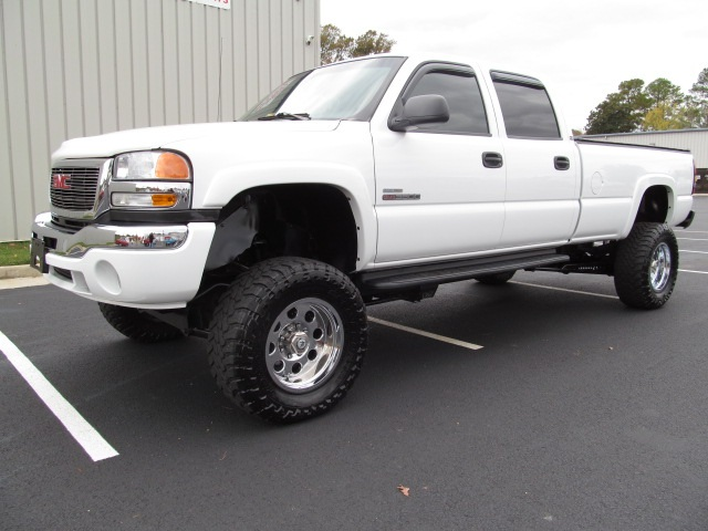lifted trucks for sale 2007 gmc sierra 2500hd diesel lifted truck for sale. Black Bedroom Furniture Sets. Home Design Ideas