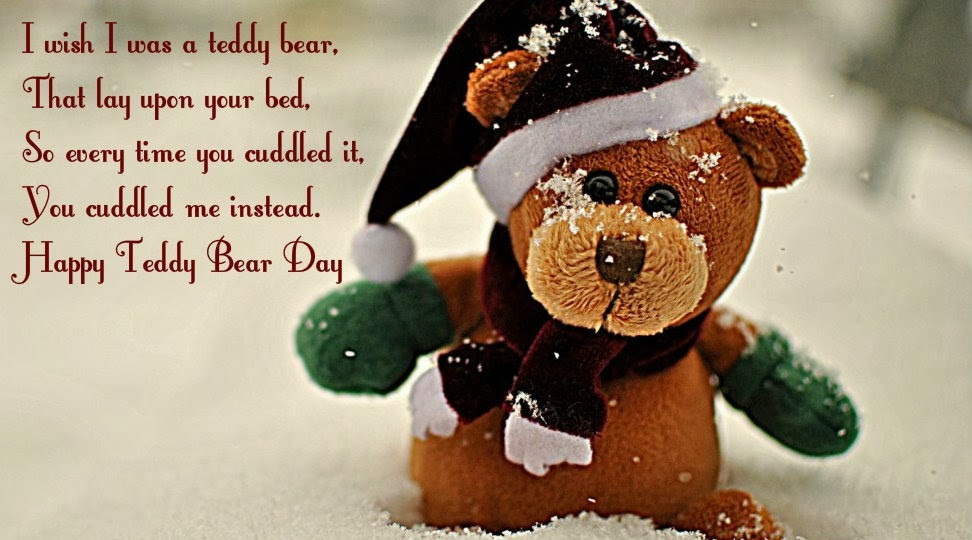 Dream Wallpaper Quotes Happy Teddy Day Images Status Quotes Teddy Bear Pics Sms