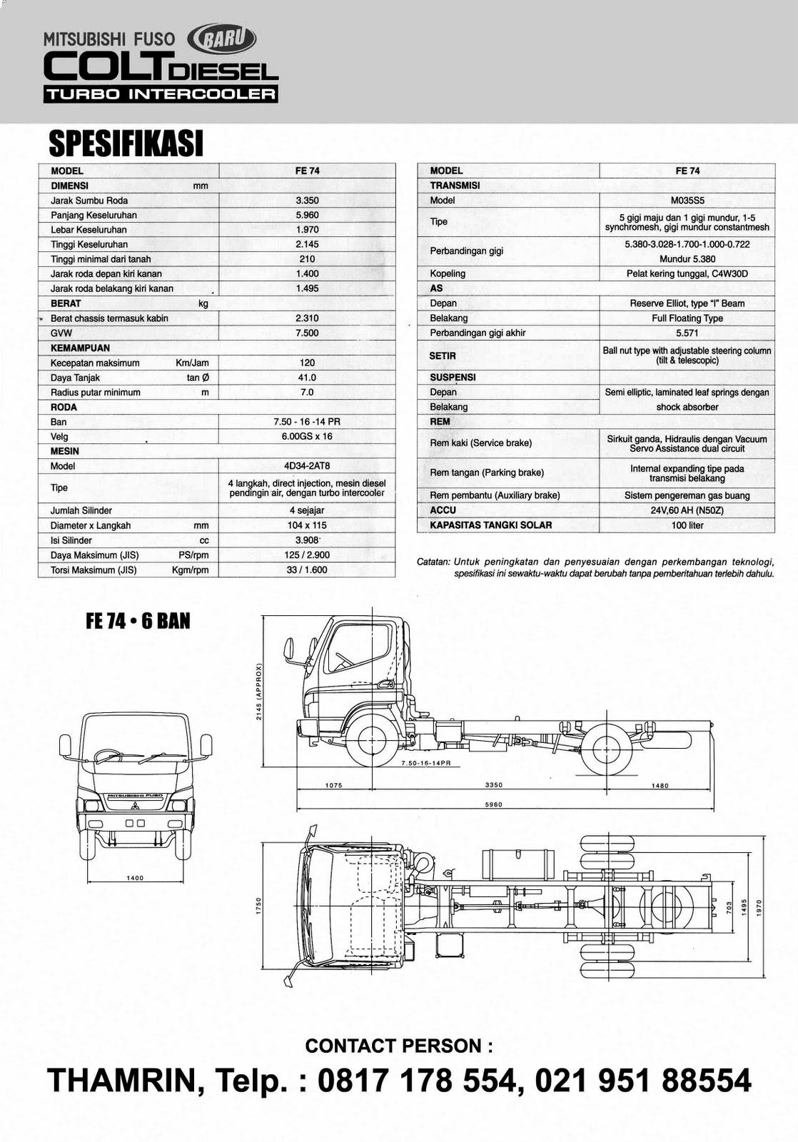 Katalog Produk Semua Jenis Truck
