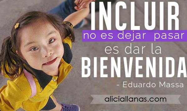 Minimizar barreras en la inclusión educativa | www.aliciallanas.com