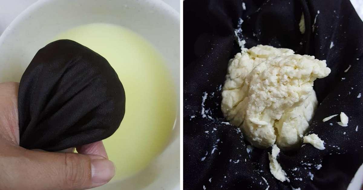 Cara buat cream cheese mudah
