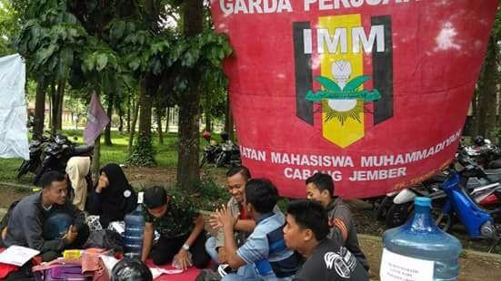 IMM Komisariat UNEJ Siap Sambut Maba 2017/2018