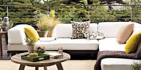 conseils pour concevoir un salon l 39 ext rieur d coration salon d cor de salon. Black Bedroom Furniture Sets. Home Design Ideas