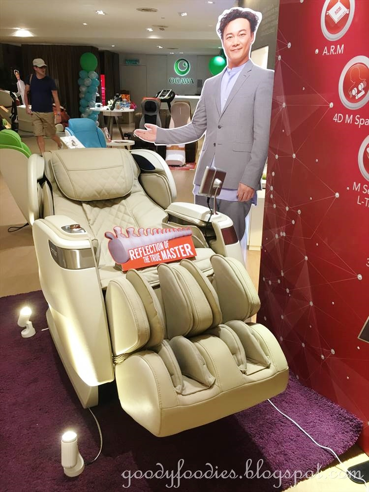 Ogawa Massage Chair Rent Tables And Chairs Nj Goodyfoodies