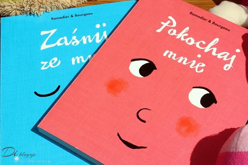Pokochaj mnie i Zaśnij ze mną, czyli urocze książeczki interaktywne - recenzja