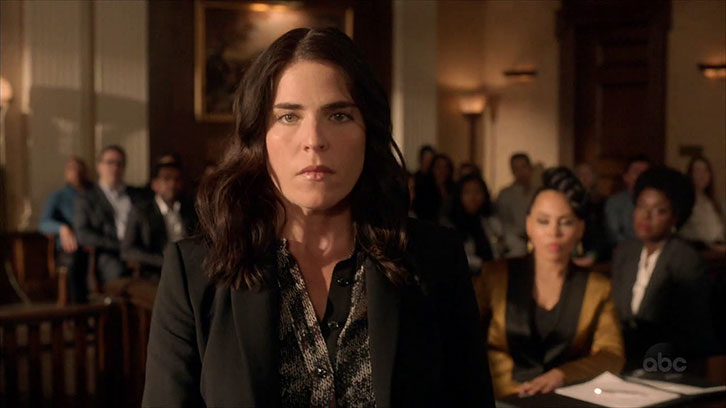 How To Get Away With Murder Annalise Keating Is Dead Review Laurel Finally Returns