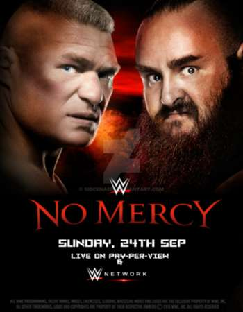 WWE No Mercy 24th September 2017 Full Episode