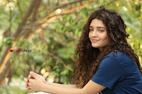Actress Rithika Sing Latest Pos in Denim Jeans at Guru Movie Interview  0041.JPG