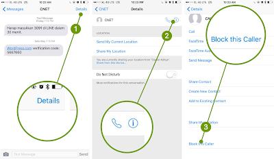 Cara Memblokir Nomor Telepon di Smartphone