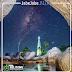 Panorama Milky Way di Belitung Bidikan Komunitas Belitong Photography