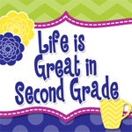 Life is Great in Second Grade